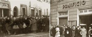 mercato nero 1945