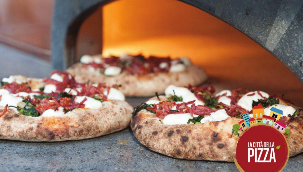 la città della pizza evento