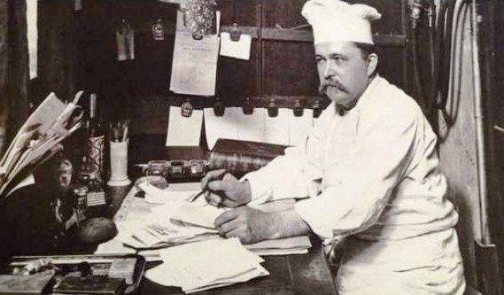Chef Charles Ranhofer