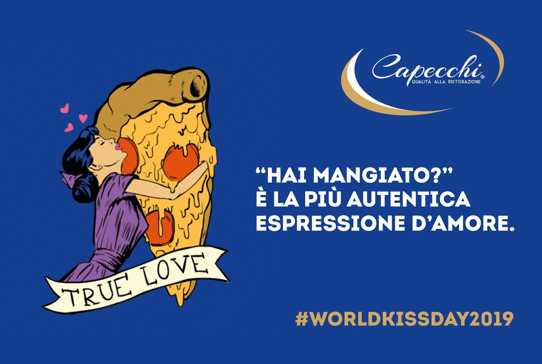 world kiss day capecchi