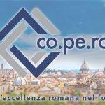 logo consorzio CO.PE.RO. network F&B su roma