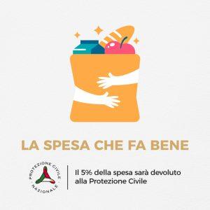 Donazione Protezione Civile